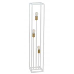 Vigo lampa podłogowa biały/złoty 50250 Sigma