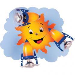 Słoneczko plafon 5141408 Hellux