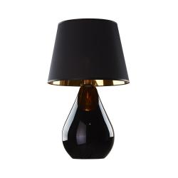 Lacrima czarna lampka nocna 5454 TK Lighting