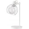Luto Koło lampka biała 50087 Sigma