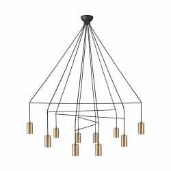 Imbria Solid X lampa wisząca 7954 Nowodvorski