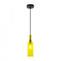 Butelka żółta lampa wisząca VT-7558 V-TAC