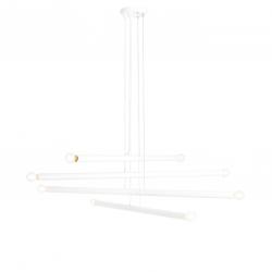 Tubo White lampa wisząca 1072P Aldex