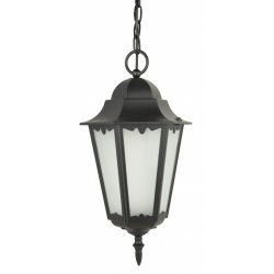 Retro classic lampa wisząca czarna