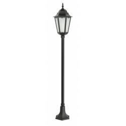 Retro classic II lampa stojąca duża czarna