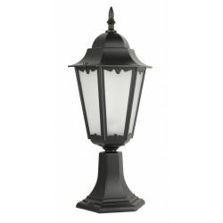 Retro classic II lampa stojąca mała czarna