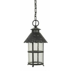 Toledo lampa wisząca czarna K 1018/1/R