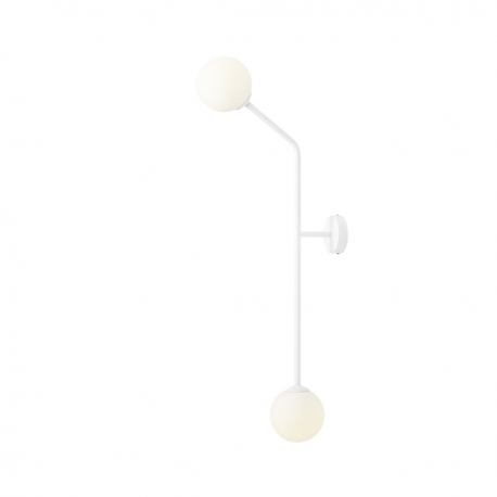 Pure White kinkiet 1064D/2 Aldex