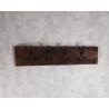 Wieszak z drewna III Retro Drewno