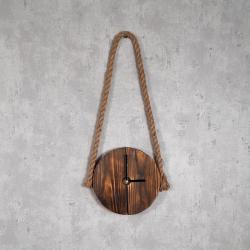 Zegar drewniany retro Retro Drewno