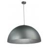 Sfera lampa wisząca srebrna 50 30142 Sigma