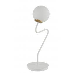 Zigzag lampka baiła/złota 50269 Sigma