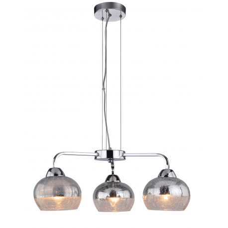 Cromina lampa wisząca chrom 33-56368