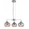 Cromina lampa wisząca chrom 33-56368 Candellux