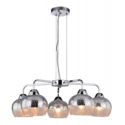 Cromina lampa wisząca chrom 35-56375 Candellux