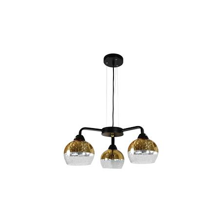 Cromina lampa wisząca złota 33-57259