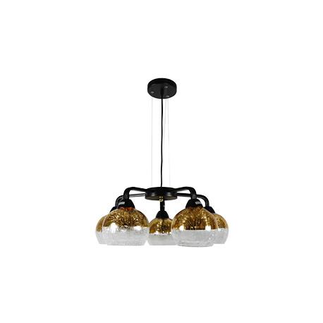 Cromina lampa wisząca złota 35-57266