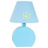 Ofelia lampa biurkowa niebieska 41-62441 Candellux