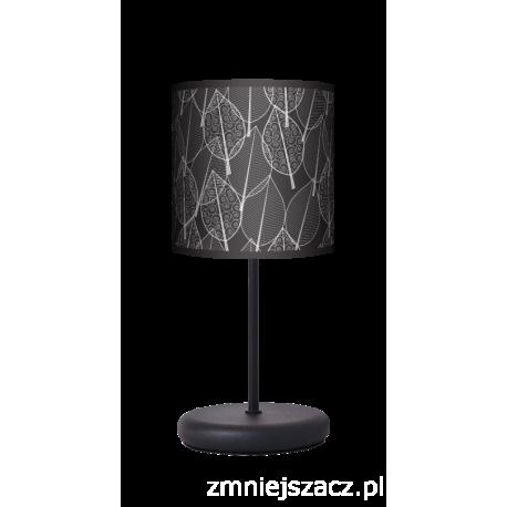 Fotolampa Czarny las - lampa stojąca Eko