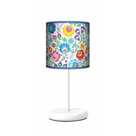Fotolampa Folk - lampa stojąca Eko