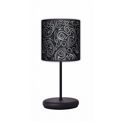Fotolampa Glamour - lampa stojąca Eko