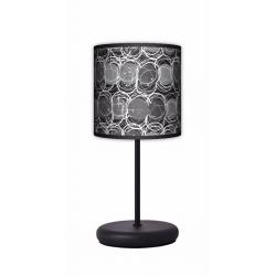Fotolampa Grey - lampa stojąca Eko