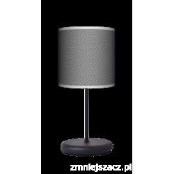 Fotolampa Grey tie - lampa stojąca Eko