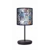 Grunge lampa stojąca Eko Fotolampy