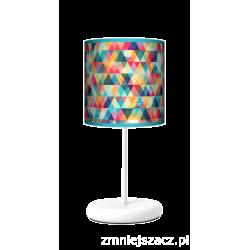 Fotolampa Kolorowa - lampa stojąca Eko