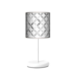 Fotolampa Light grey - lampa stojąca Eko