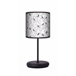 Fotolama Ptaki - lampa stojąca Eko