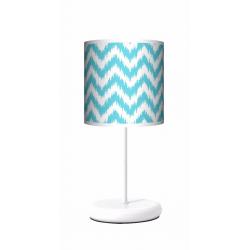 Fotolampa Zyg-zak - lampa stojąca Eko