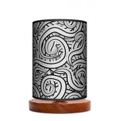 Fotolampa Pnącza - lampa stojąca mała calvados