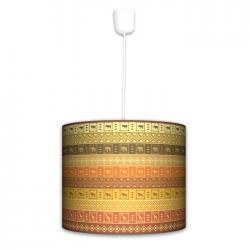 Fotolampa Afryka - lampa wisząca duża