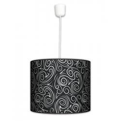 Fotolampa Glamour - lampa wisząca duża