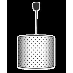 Fotolampa Gwiazdki - lampa wisząca duża