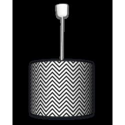 Fotolampa Modern - lampa wisząca duża