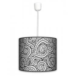 Fotolampa Pnącza - lampa wisząca duża