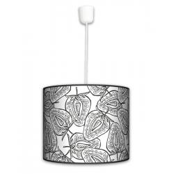 Fotolampa Truskawki - lampa wisząca duża