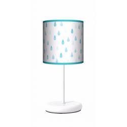 Fotolampa Deszczyk - lampa stojąca Eko