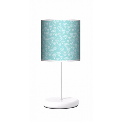 Fotolampa Diamenty - lampa stojąca Eko