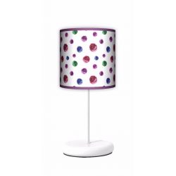 Fotolampa Dots - lampa stojąca Eko