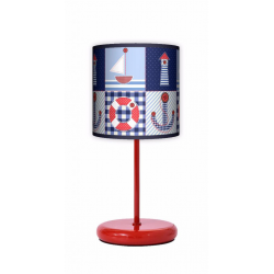 Fotolampa Marine - lampa stojąca Eko
