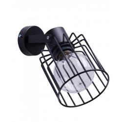 Luto Kwadrat lampa wisząca 5 biała