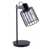 Luto Kwadrat lampka czarna 50084 Sigma