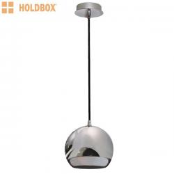 Ballabio lampa wisząca chrom HB14017 Holdbox