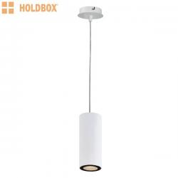 Bari lampa wisząca biała HB14019 Holdbox