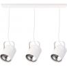 Flesz E27 lampa wisząca biała 31150 Sigma