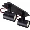Kamera plafon czarno-czerwony 32612 Sigma
