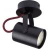 Kamera plafon czarno-czerwony 32613 Sigma